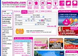 lastminute.com affiche ses prix Tout Frais Compris