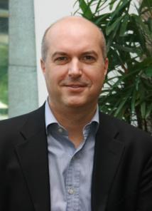 Eric Brun, vice-president Marques EAME / Asie du sud-ouest du groupe Hyatt.©DR