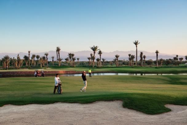 Les clients du Royal Palm Marrakech pourront y profiter d'un parcours de golf de 18 trous - Photo DR