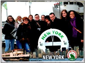 Challenge de ventes : les meilleurs vendeurs de Selectour Afat à New York