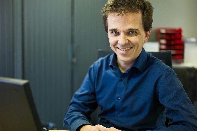 Laurent Salanié, directeur général de Weekendesk - DR