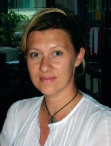Karelle Geyer commissaire générale Thermalies - DR