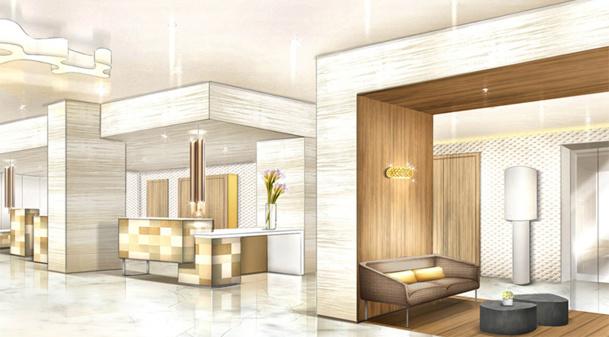 Les protocoles et les soins du nouveau Spa Renaissance sont signés Ymalia, marque française de cosmétiques bio - DR : Hôtel Renaissance