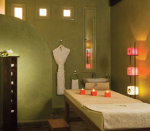Ambiance cocooning au Spa du Domaine des Remparts de Marrakech - DR