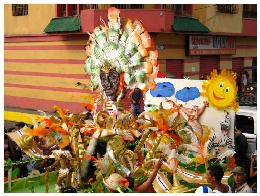 Carnaval dans l'Etat de Sucre (cliquer pour agrandir l'image)