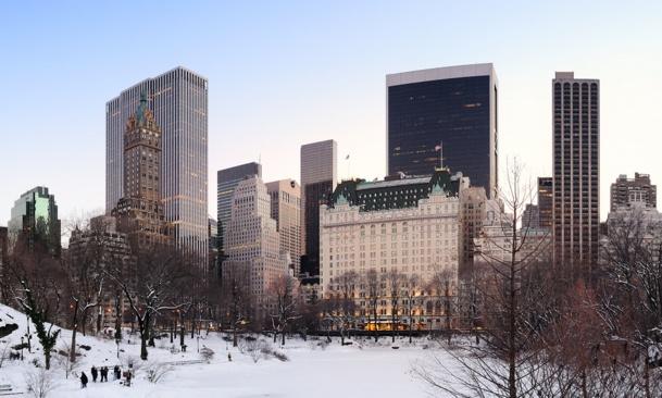 Si New York ne manque pas d'attraits sous la neige, les professionnels du transport et du tourisme s'en passerait bien ! DR : © rabbit75_fot - Fotolia.com