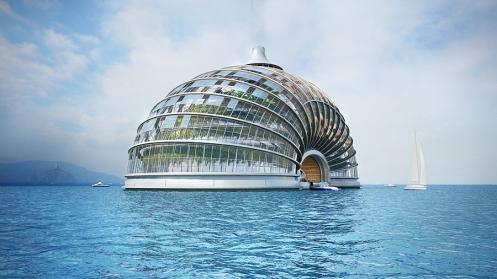 VI. Croisière du futur : ces curieux objets flottants non identifiés... les projets fous !