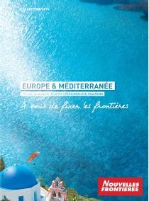 """La Brochure """"Europe & Méditerranée Collection 2014"""" est sortie - DR"""