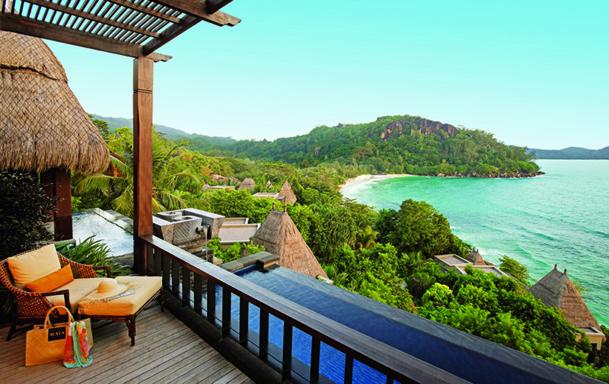 Le complexe Maia tient à protéger son cadre naturel spectaculaire - DR : Maia Resort