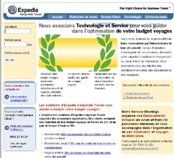 Expedia® Corporate Travel : nouvelle assurance avion personnalisable