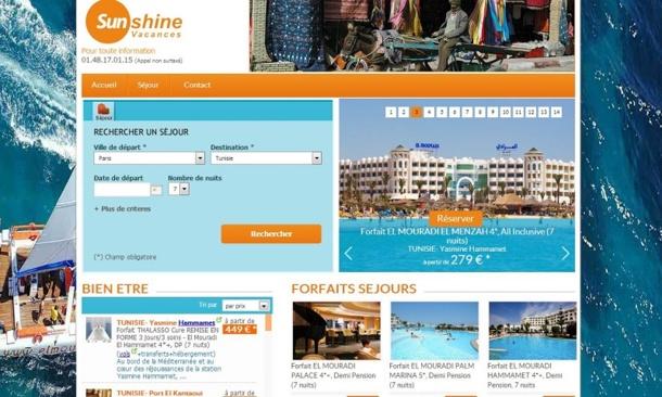 Après Orchestra, Sunshine Vacances a intégré sa production à la plateforme Speed Media Services.