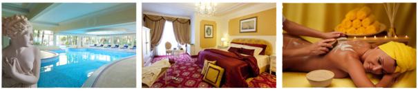 Devenez experts en voyage  bien-être en Italie avec GB Thermae Hôtels