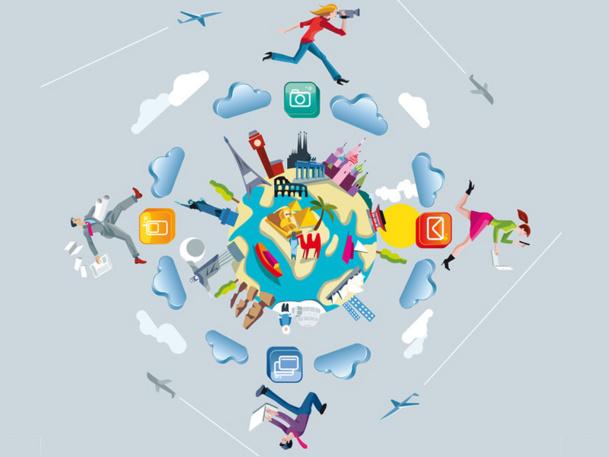 Désormais les réseaux de distribution travaillent sur les outils qui permettent de simplifier la relation entre l'agence de voyages et les réceptifs - © jesussanz - Fotolia.com