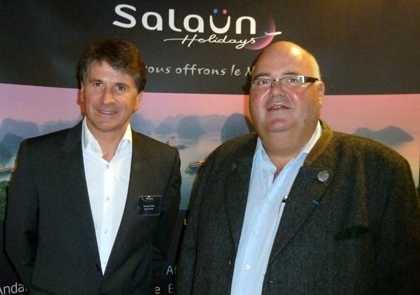 Salaün Holidays : avis de grand beau temps dans le Finistère !