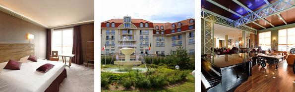 Le Grand Hôtel Le Touquet-Paris-Plage vous présente ses nouveaux forfaits 2014