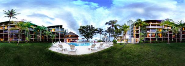 Le Coral Strand, sur l'île de Mahé, est situé près de la plage de Beauvallon - DR : Coral Strand