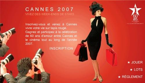 Cannes 2007 : grand jeu concours !