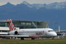 Un appareil de Volotea à l'aéroport de Turin /dr
