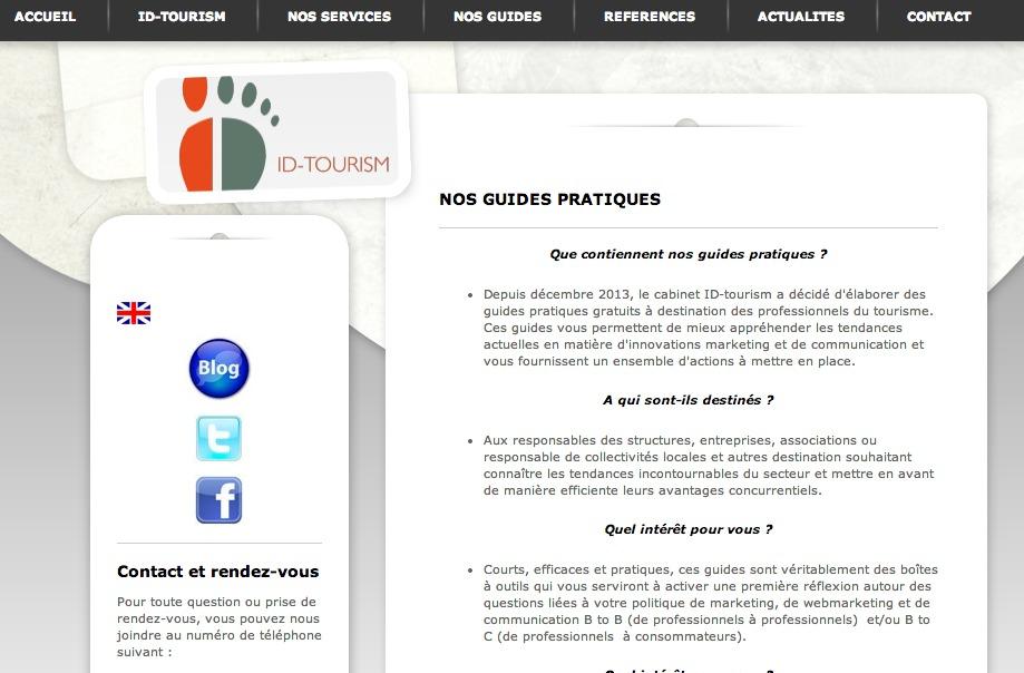 ID-Tourism : des guides gratuits pour mieux vendre le voyage