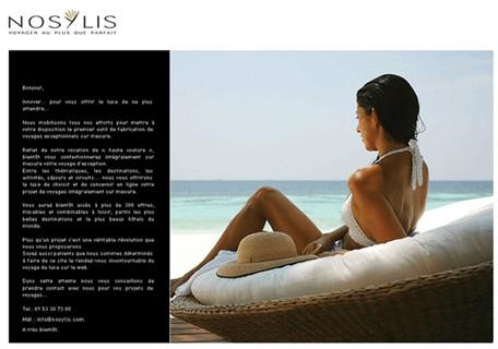 Nosylis : résultat net après impôt en hausse de 59% en 2006