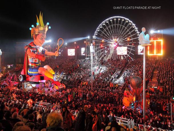 L'image du Carnaval de Nice commence à évoluer sur les marchés étrangers et l'OT souhaite toucher une clientèle à haut pouvoir d'achat qui occupe les 4 étoiles - DR