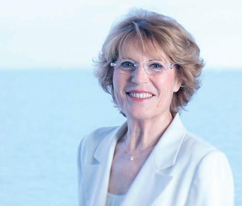 Marie-Noëlle Veillet-Berry est la directrice générale d'Alliance Pornic - DR