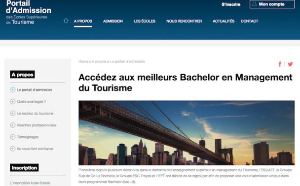 Formation : comment faire la promotion des Bac +3 du tourisme ?