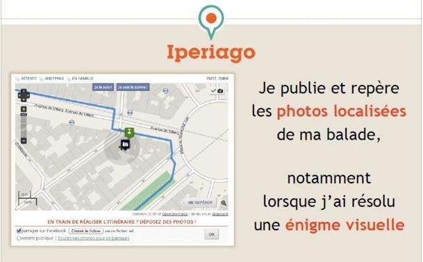 Iperiago, créée en 2013, offre la possibilité aux professionnels de se lancer dans la gamification de manière simple et ludique.