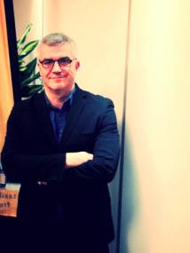 Pierre Peyrard, Président de l'UNCC et DG de Taxiloc - Photo DR