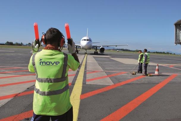 Move Global Airport Services est le fruit d'une collaboration entre Onet Airport Services et AMC Group - Photo DR