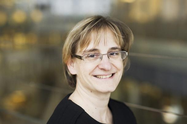 Frédérique Ville, directrice de l'innovation de Voyages-sncf.com