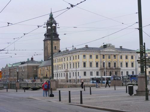 Suède : Göteborg, une cité à découvrir le temps d'un week-end