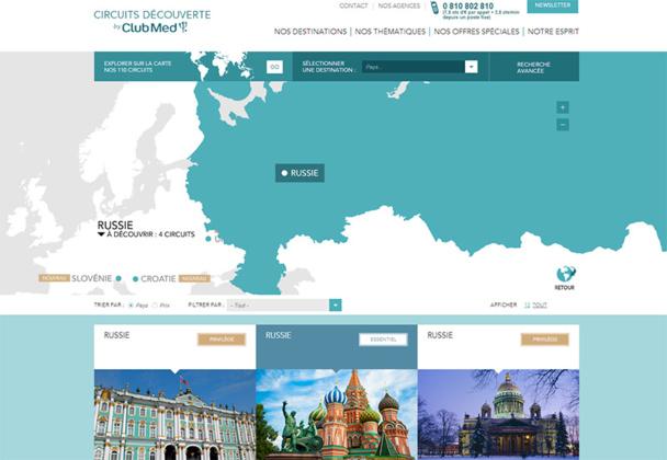 Le Club Med développe son business en Russie