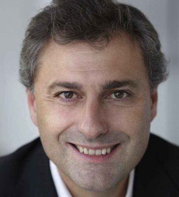 Yves Tyrode, directeur général de Voyages-sncf.com