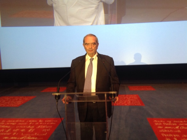 Live SNAV Réunion : message vidéo de Sylvia Pinel, Ministre du Tourisme