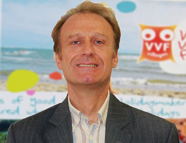 Bruno Mounier est le nouveau Directeur Commercial Adjoint de VVF Villages - DR