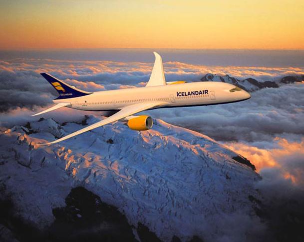 Icelandair débarque à Genève avec deux vols par semaine, du 24 mai au 23 septembre 2014 - DR : Icelandair