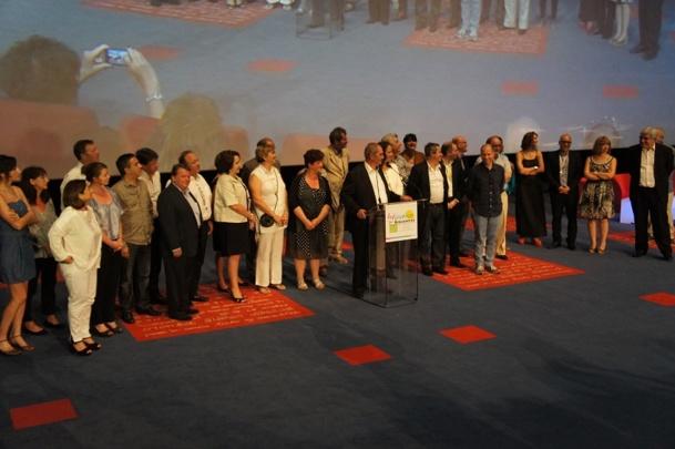 Live SNAV Réunion : Georges Colson salue l'équipe du SNAV