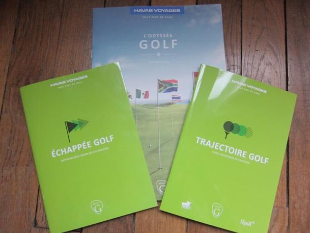 L'offre golf débarque dans les agences du réseau Havas grâce à un partenariat avec Golfy. DR