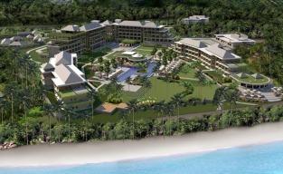 Le Savoy Resort & Spa comptera 163 chambres et 650 places disponibles pour le marché Mice - Photo DR