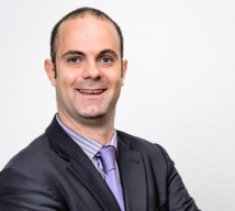 Julien Naillet, responsable communication et partenariats à l'AFNIC
