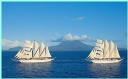Star Clippers : promotion agents de voyages