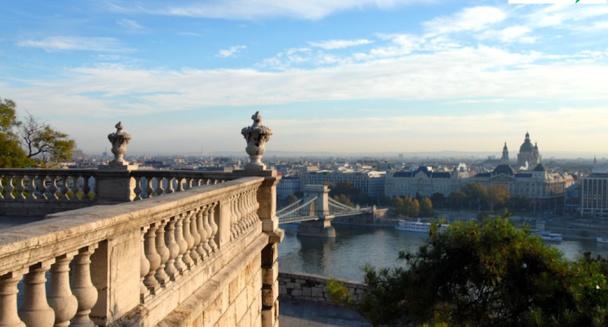 Budapest, la capitale de la Hongrie est la destination préférée des Français. DR