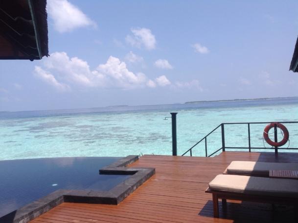 Pour les voyageurs en quête d'intimité, les 44 Deluxe Beach Villas et leurs piscines privées sont parfaitement adaptés. (photo JDL)