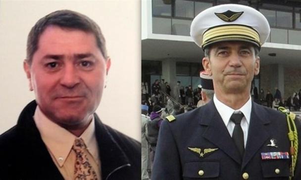 Pascal Fauret et Bruno Odos, les deux anciens pilotes de chasse de l'Aéronavale reconvertis dans l'aviation d'affaires, ont été arrêtés le 20 mars 2013 à l'aéroport de Punta Cana /photo dr
