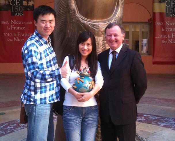 Près de 1,4 million de Chinois ont visité la France l'année dernière. Ce nombre devrait massivement augmenter, notamment grâce au raccourcissement des délais des visas - DR