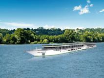 Le Loire Princesse a été conçu avec une propulsion par roues à aube - DR