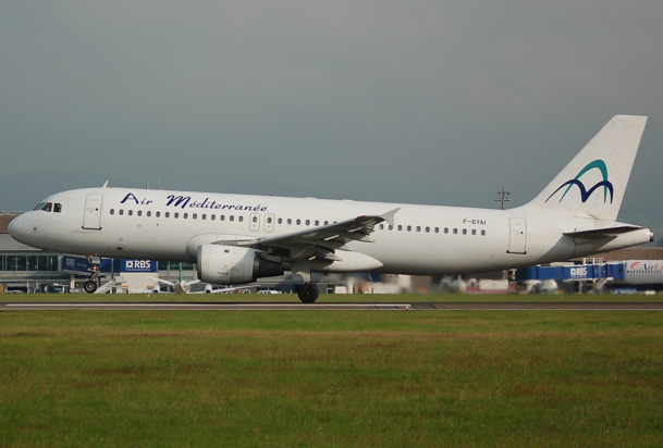 "Air Méditerranée : ""Our competitor company Transavia has compromised our charter business ..."""