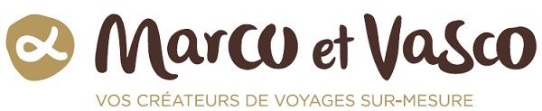 Le logo de Marco et Vasco créé par AKDV Mark - DR