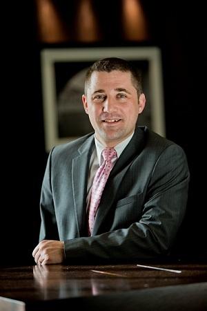 Christophe Charolles est le nouveau Directeur Général du Hilton Paris-Charles de Gaulle Airport - Photo DR